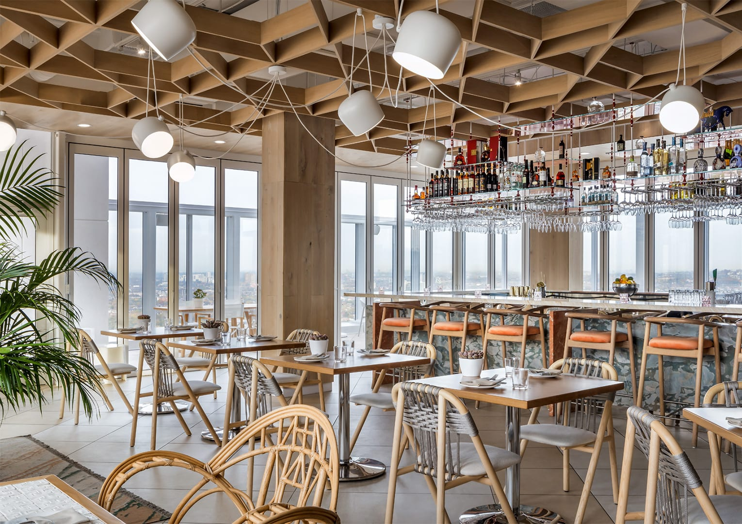 Baja Fresh Breakfast >> KOST-Kōst is a 44th floor rooftop restaurant and bar from hospitality leader ICONINK, featuring ...